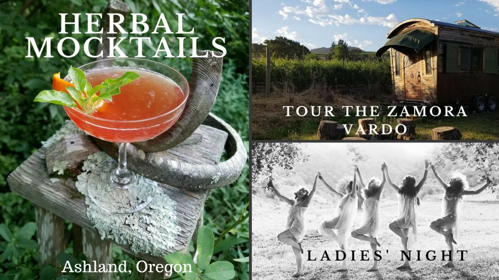 Ladies' Night, Mocktail Hour, & Tiny House Tour at Jackson Wellsprings @ Jackson Wellsprings | Ashland | Oregon | United States