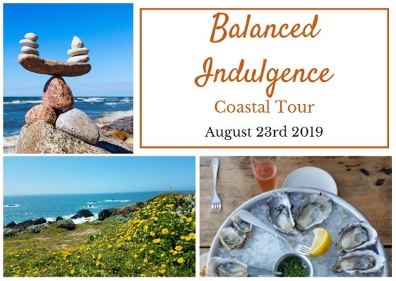 Balanced Indulgence Coastal Tour @ Marin Coast, California