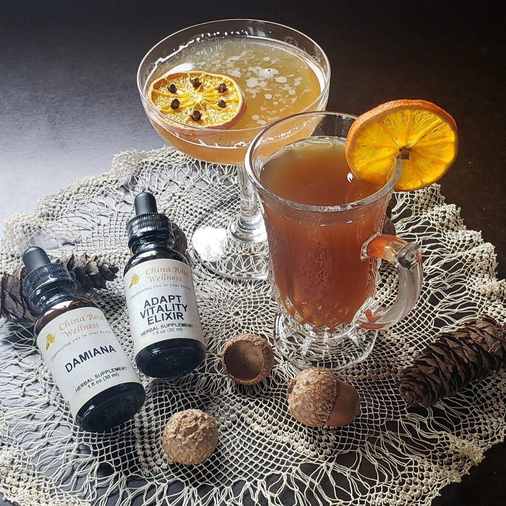 The WINTER MOCKTAIL Kit Offering