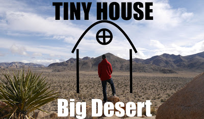 Relaxshacks' DIY-Salvage-Tiny House-Building Workshop - Joshua Tree @ Joshua Tree, California