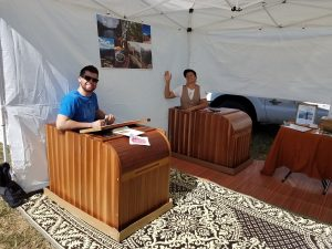 Infrared Saunas @ the Sonoma County Home Show @ Sonoma County Fairgrounds